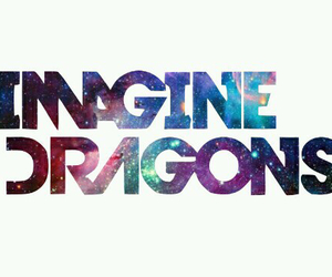 imagine dragons, band, and galaxy image