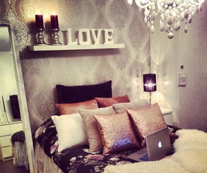 decor, girls, and home image