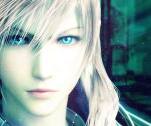 square enix, video games, and final fantasy xiii image