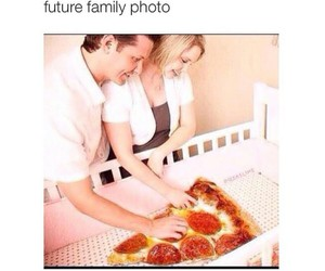pizza, funny, and family image