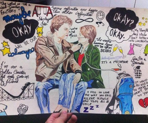 draw, fault, and stars image