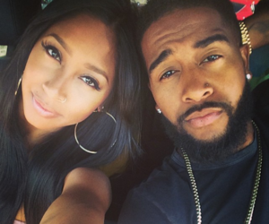 couple and omarion image