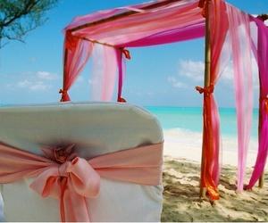 pink beach image