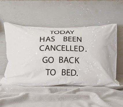bed, sleep, and pillow image