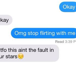 messenger and the fault in our stars image