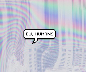 humans and ew image