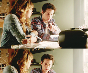 couple, dylan, and malia image