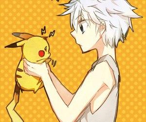 pikachu, anime, and hunter x hunter image