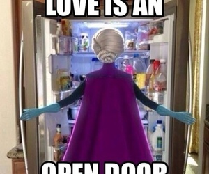 frozen, love, and food image
