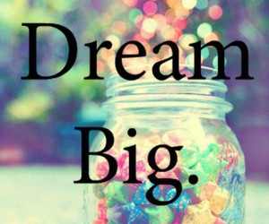 Dream, big, and stars image