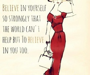 believe, compassion, and strong image