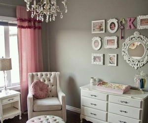 decoration, room, and girly image