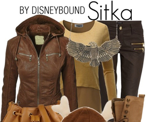 disney, brother bear, and sitka image