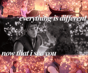 disney, tangled, and cute image