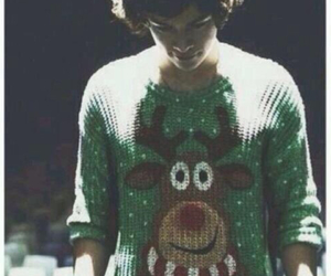 Harry Styles, one direction, and christmas image