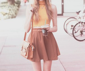 clothes, kfashion, and look image