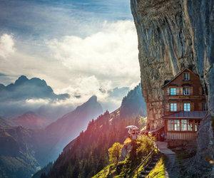 mountains, switzerland, and nature image