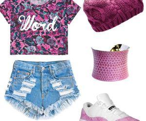 outfit and jordans image