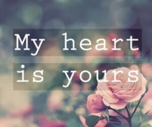 love, heart, and yours image