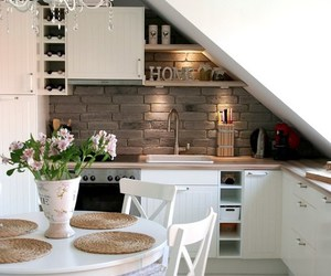 Arquitecture, kitchen, and b image