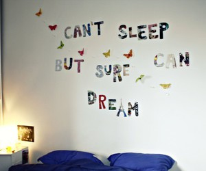 bedroom and Dream image