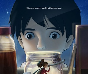 arrietty and disney image