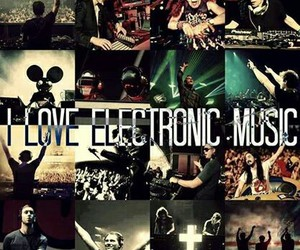 music, electronic, and dj image