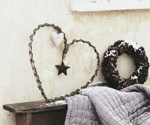 christmas, decor, and romantic image