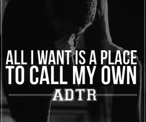 a day to remember, adtr, and all i want image