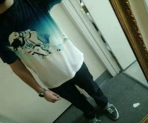 astronaut, fashion, and cool image