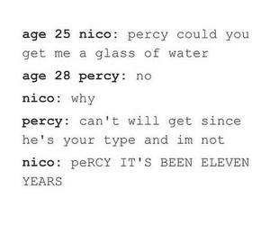 percy jackson, pernico, and boo image