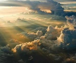 beautiful, clouds, and morning image