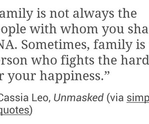 family, life, and quote image