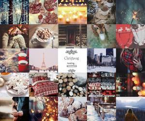christmas and winter wonderland image