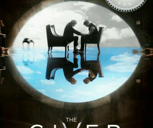 jonas, louis lowry, and the giver image
