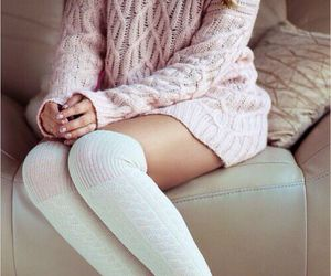 fall, outfit, and socks image