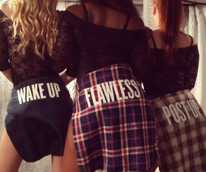 flawless, beyoncé, and friends image