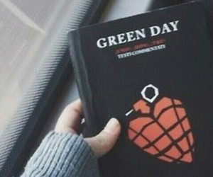 band, green day, and concert image