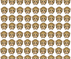 funny, wallpaper, and emoji image