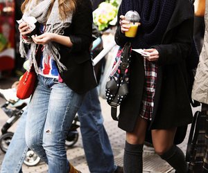 fashion, street, and street style image