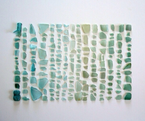 blue, glass, and green image