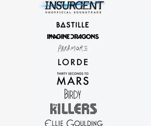 bastille, birdy, and paramore image