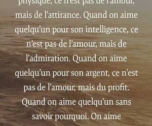amour, phrase, and love image