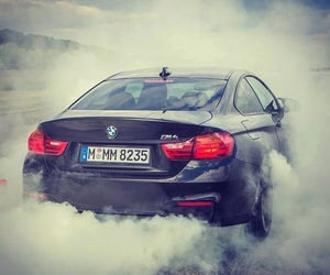 bmw, burnout, and m4 image