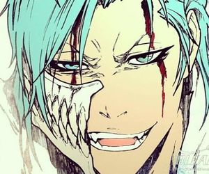 bleach, anime, and grimmjow image