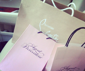 agent provocateur and shopping image