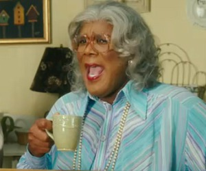 funny, madea, and tyler perry image