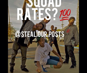 gang, squad, and rates image