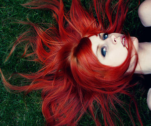girl, redhead, and cute image