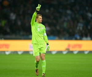 manuel neuer, germany, and goalkeeper image